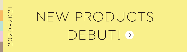NEW PRODUCTS DEBUT!